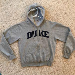 Duke Champion zip up hoodie